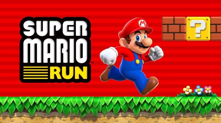 Super Mario Run disponible, Nintendo à la conquête des smartphones