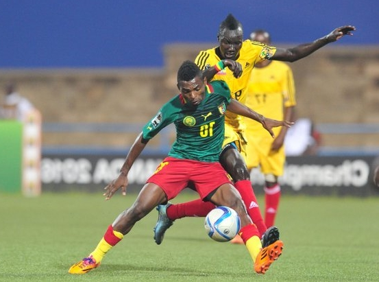 Match Cameroun Gabon en direct