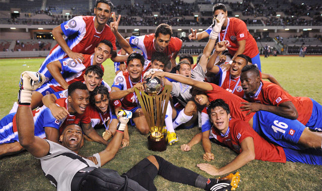 Résumé vidéo de la Copa Centroamericana : Scores, replay buts et qualification Gold Cup