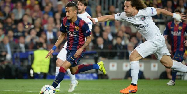 Voir la Ligue des Champions de football en direct à la TV : Résultats et replay matchs PSG Barcelone et Benfica Dortmund