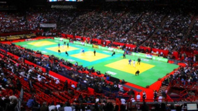 Judo Paris Grand Slam