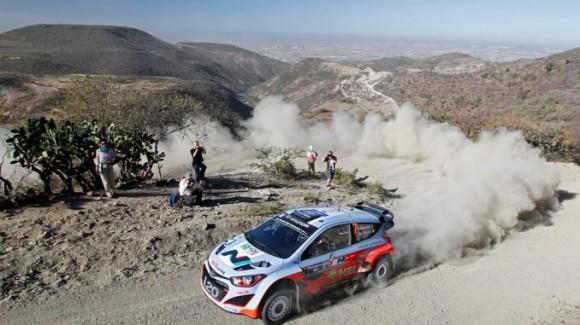 Le Rallye du Mexique en vidéo : Replay, résultats et classement Rallye WRC