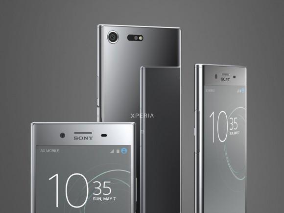 Le Sony Xperia XZ Premium élu meilleur nouveau smartphone et baisse de prix pour la PS4