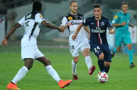 Match PSG Guingamp en direct : Voir la Ligue 1 en vidéo, résultat, score et replay buts