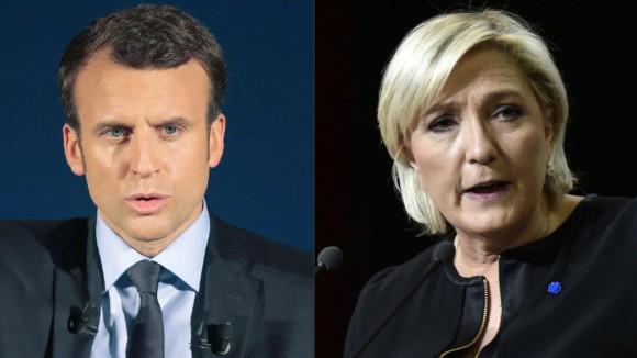 Résultat Élection Présidentielle 2017 en direct sur TF1 et France 2 : Vidéo Emmanuel Macron ou Marine Le Pen Président