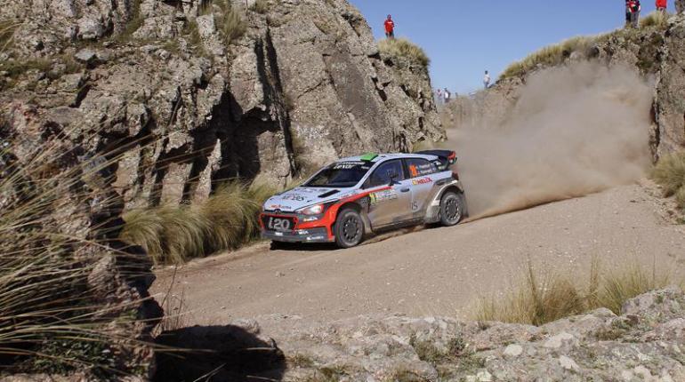 Rallye WRC en direct : Regarder le Rallye d'Argentine en vidéo, replay spéciales et résultat Sébastien Ogier