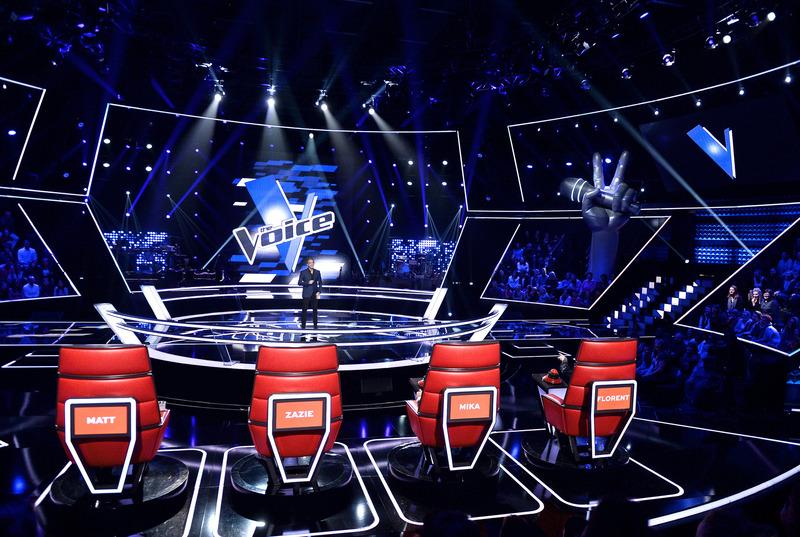 Profitez gratuitement et en illimité de vos 5 chaînes télé préférées : Nouvel épisode de The Voice à voir en direct sur TF1 ...