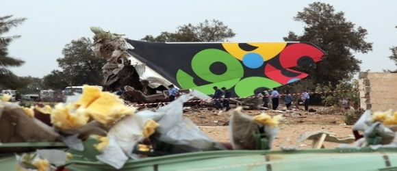 Crash Avion A330 en Libye