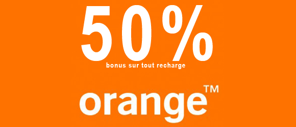 Promotion Orange Tunisie