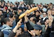 Manifestations Tunisie