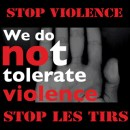 STOP VIOLENCE - STOP TIRS - TUNISIE