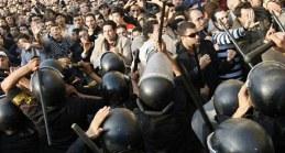 Manifestations au Caire - Égypte