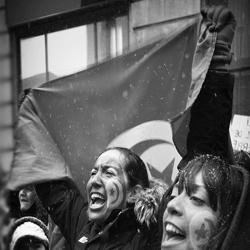Les grèves en Tunisie