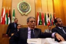 Amr Moussa : secrétaire général de la Ligue arabe