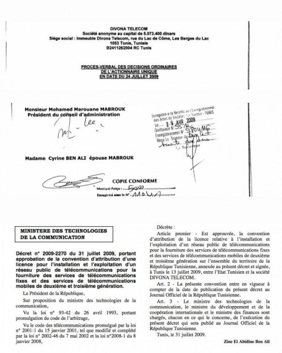 Décret N° 2009-2270 du 31 juillet 2009