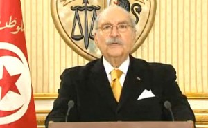 Fouad Mebazaâ : Président de la République Tunisienne par intérim
