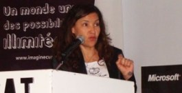 Salwa Smaoui : DG de Microsoft Tunisie