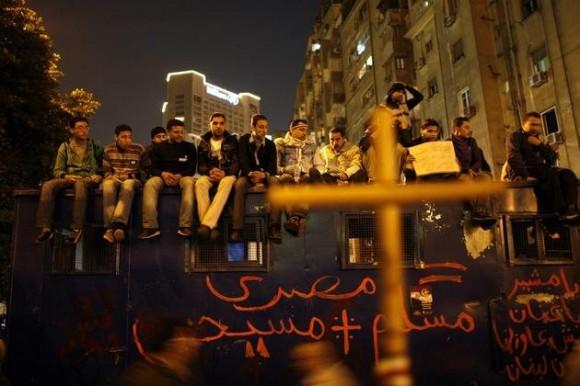 Des affrontements entre chrétiens et musulmans en Égypte