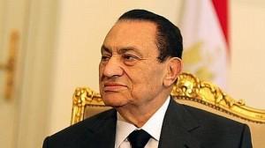 Hosni Moubarak incarcéré