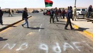 Affrontement Libye