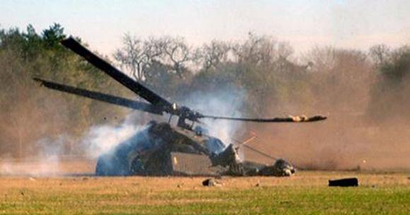 Le ministère de la Défense dément la thèse du complot du crash de l'hélicoptère militaire en 2002