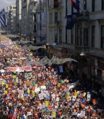 Manifestation en Turquie