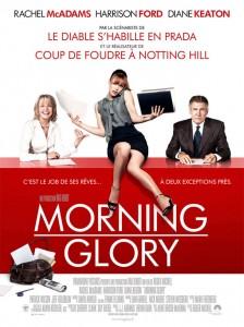 Morning Glory, un film qui donne la pêche