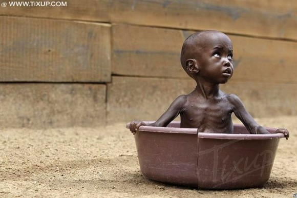 Une catastrophe humanitaire dans la Corne de l'Afrique