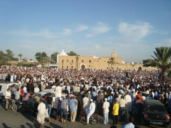 Place Abi Zomaa el Balaoui - Kairouan