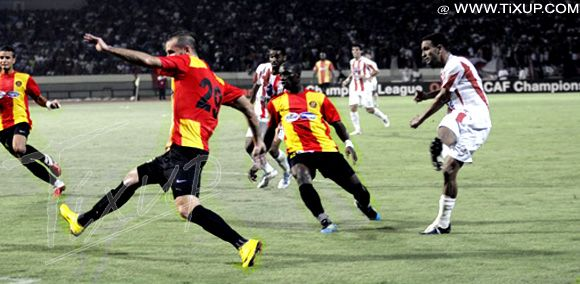Un nul au goût d'une défaite pour l'Espérance de Tunis