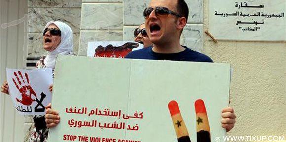 L'ambassadeur tunisien à Damas déclare qu'il n'y a pas eu de convocation