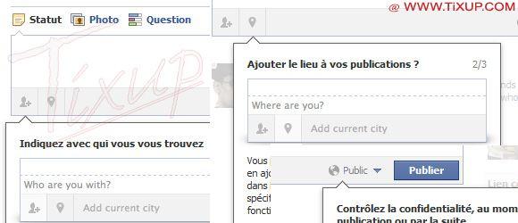 Facebook améliore la gestion des paramètres de confidentialité