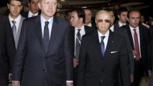Recep Tayyip Erdogan & Béji Caïd Essebsi