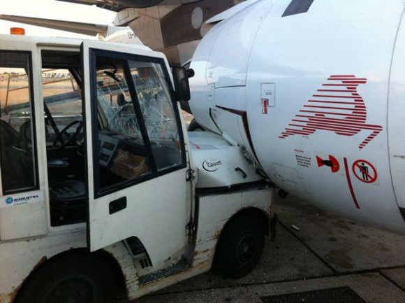 Accident Avion Tunisair