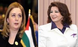 Souha Arafat - Leila Trabelsi