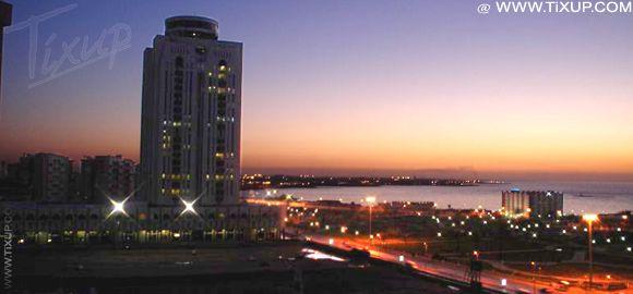 Tripoli : capitale de la Libye