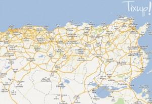Tunisie - Algerie