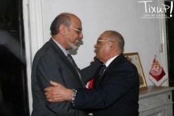 Hamadi Jebali - Abdessalem Jrad