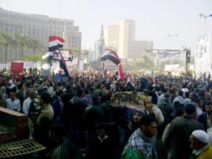 Place Tahrir - Egypte