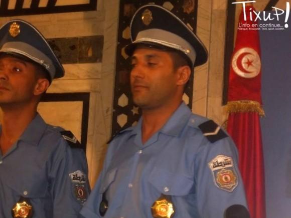 Police des frontières - tenue d'été