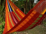 V Weave hammock – Earth 2