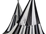 Travel Hammock – Black & White