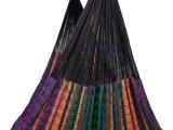 V Weave hammock – Blueberry