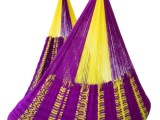 V Weave hammock – Violete