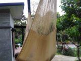 Travel Hammock – monotone beige – Permasan