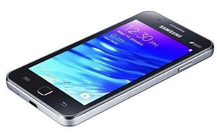 Samsung Z1 Update