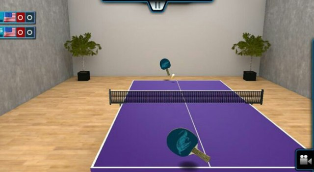 Table Tennis 3D Tizen
