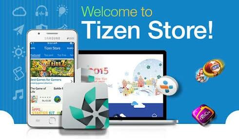 Download Tizen Apps