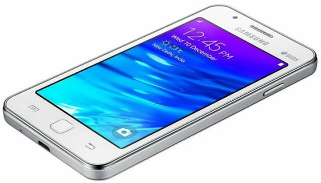 Samsung Z1 Offer