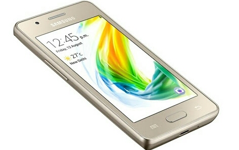 Samsung Z2 on Flipkart